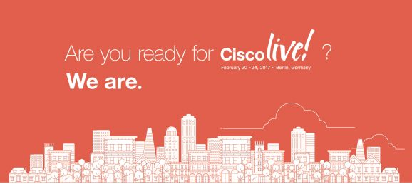 "Come say ""Bonjour"" at Cisco Live!"