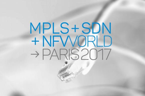 Meet us at MPLS+SDN+NFV Paris World 2017!